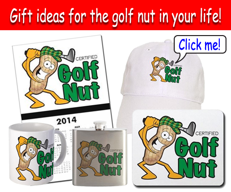 Golf Nut Gift Ideas